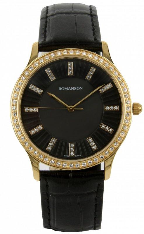 Часы ROMANSON RL0384TLG(BK)